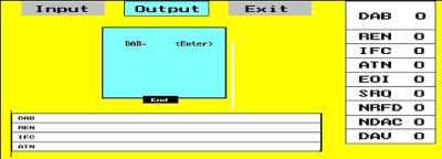 """Вікно """"Output"""" в інтерфейсному…"""