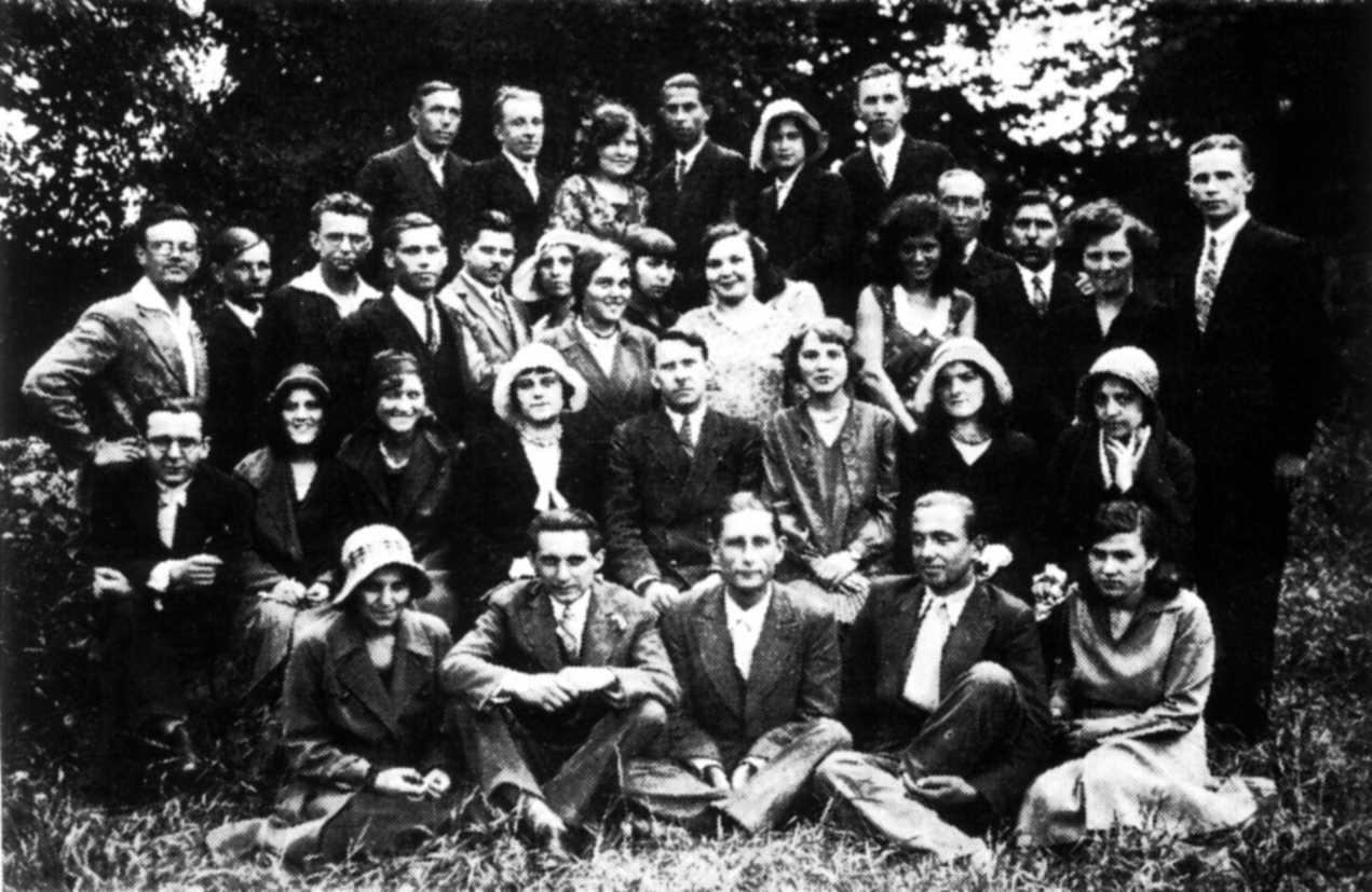 Галерея Б.-І. Антонича - Група…