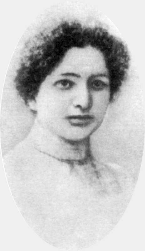 Ольга Антонич (1883 – 1953) з дому Волошинович, мати поета