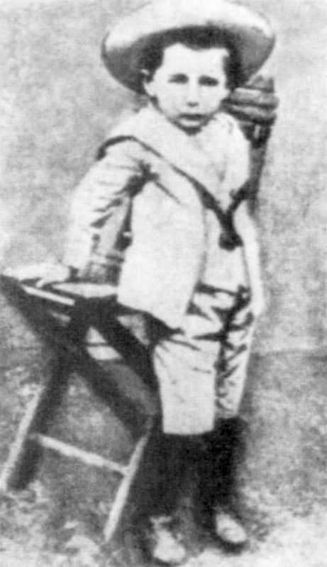 Галерея Б.-І. Антонича - У дитинстві