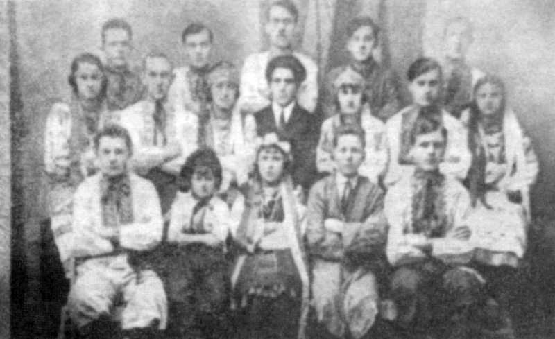 Галерея Б.-І. Антонича - Український…