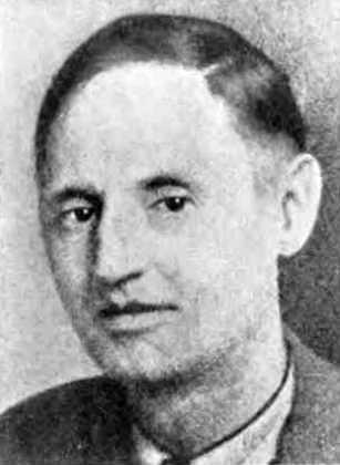 Юрій Клен – фото 1940-х рр.