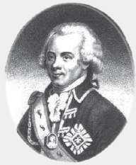 Російський імператор Павло І