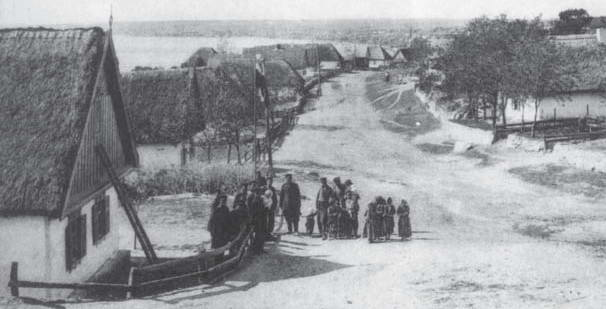 Хутір Війська Запорізького на Дніпрі. Фото. 1916 р.