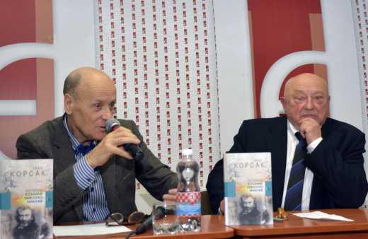Михайло Слабошпицький (ліворуч) та…