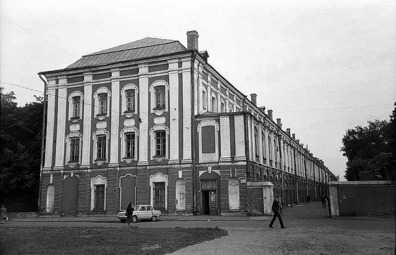 Петербургский университет - галерея Н.…