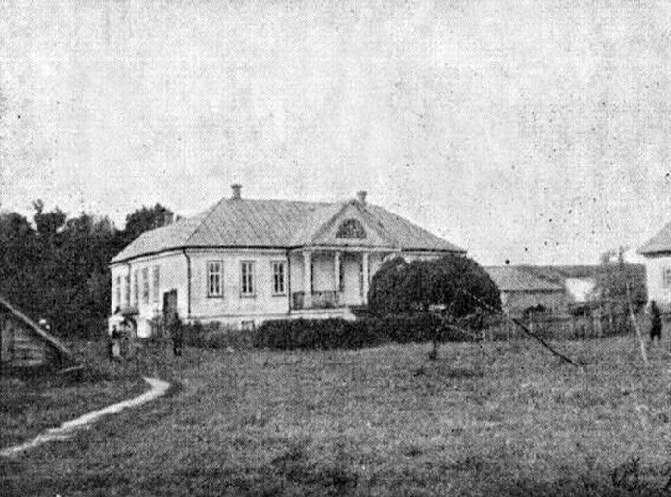 Будинок у Юрасівці - галерея М. І.…