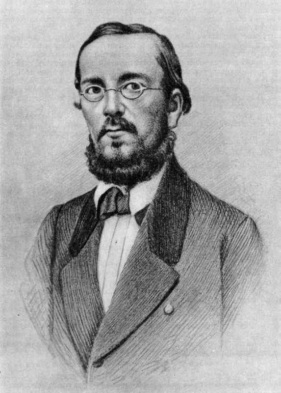 Портрет, 1840-і рр. - галерея М. І.…