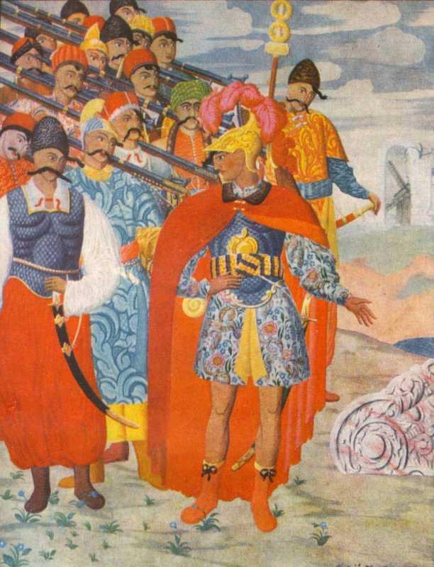 Г. І. Нарбут Еней (1919 р.) - галерея…