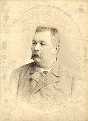 Портрет М. Л. Кропивницького