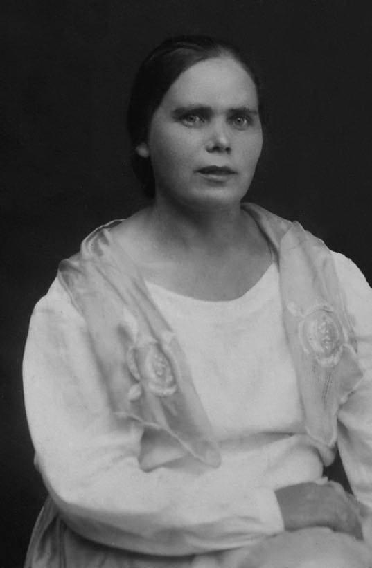 Прасковья Кирий (1926г.)