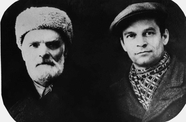 Олекса й Олексій Кирій (кін.…
