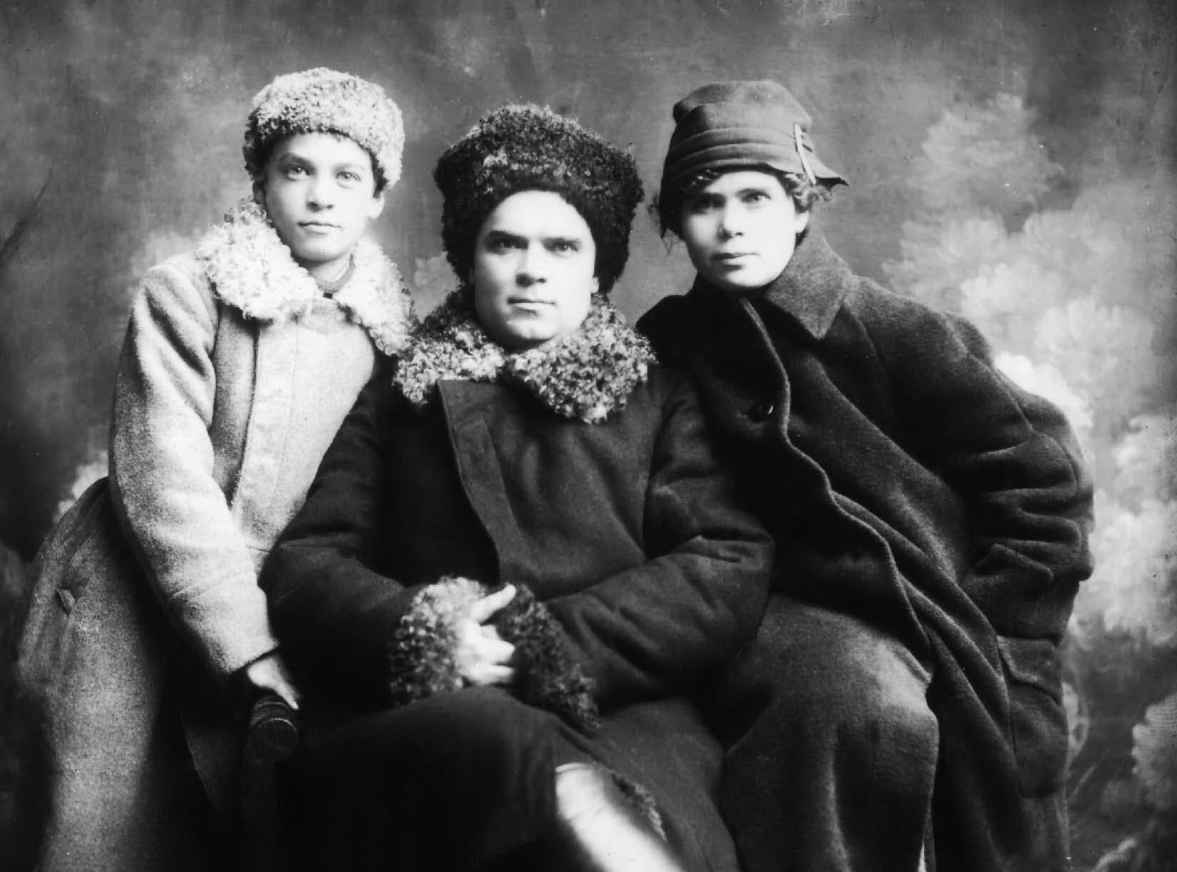 Родина Кирій (1926р.)