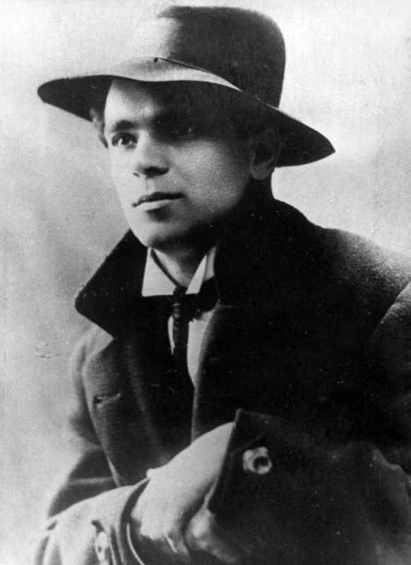 Олекса Кирий (около 1915 г.)