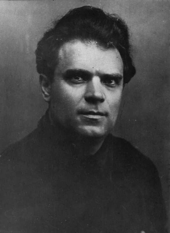 Олекса Кирий (конец 1920-х гг.)