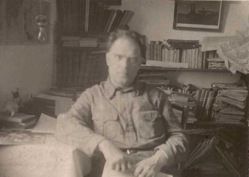 Олекса Кирий (конец 1930-х гг.)