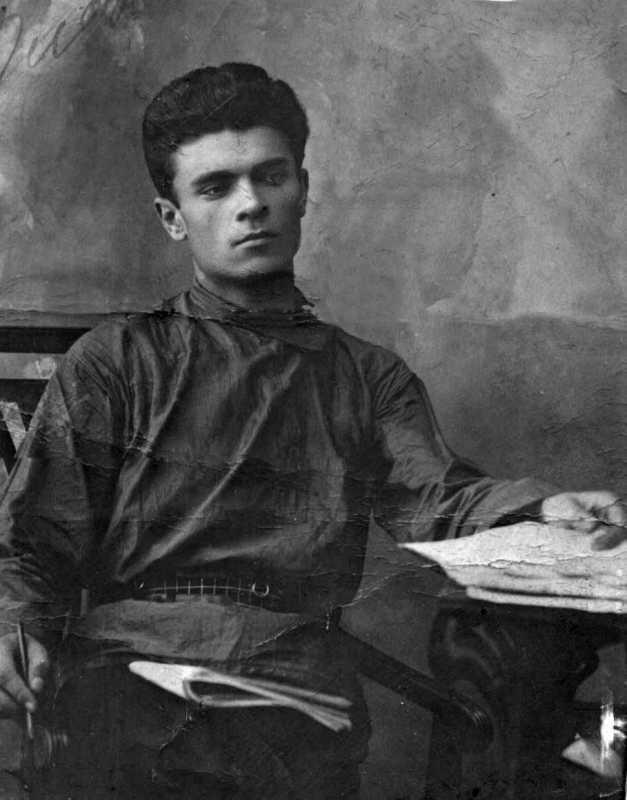 Олекса Кирій (бл. 1910р.)