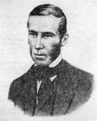 Portrait A. L. Metlynsky