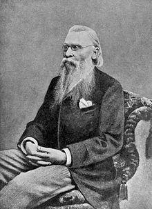 Portrait of D.L. Mordovtsev