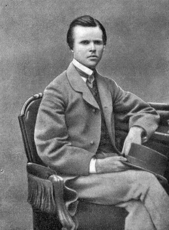Фотопортрет І. С. Нечуя-Левицького, 1860-і рр.