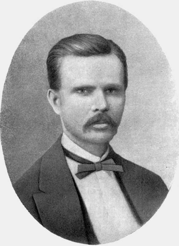 Фотопортрет І. С. Нечуя-Левицького, 1870-і рр.
