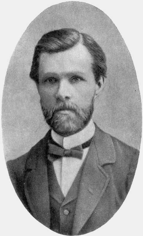 Фотопортрет І. С. Нечуя-Левицького, 1892 р.