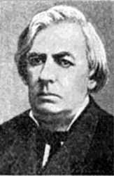 Портрет Я. І. Щоголева
