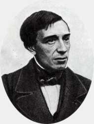 Портрет І. Срезневського, 1854 р.