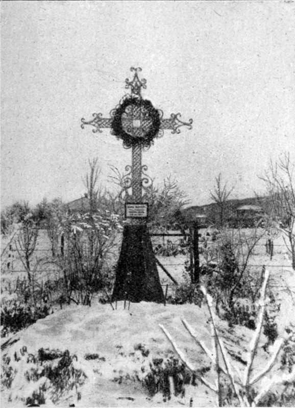 Галерея Марка Вовчка - 1910-і рр. Могила