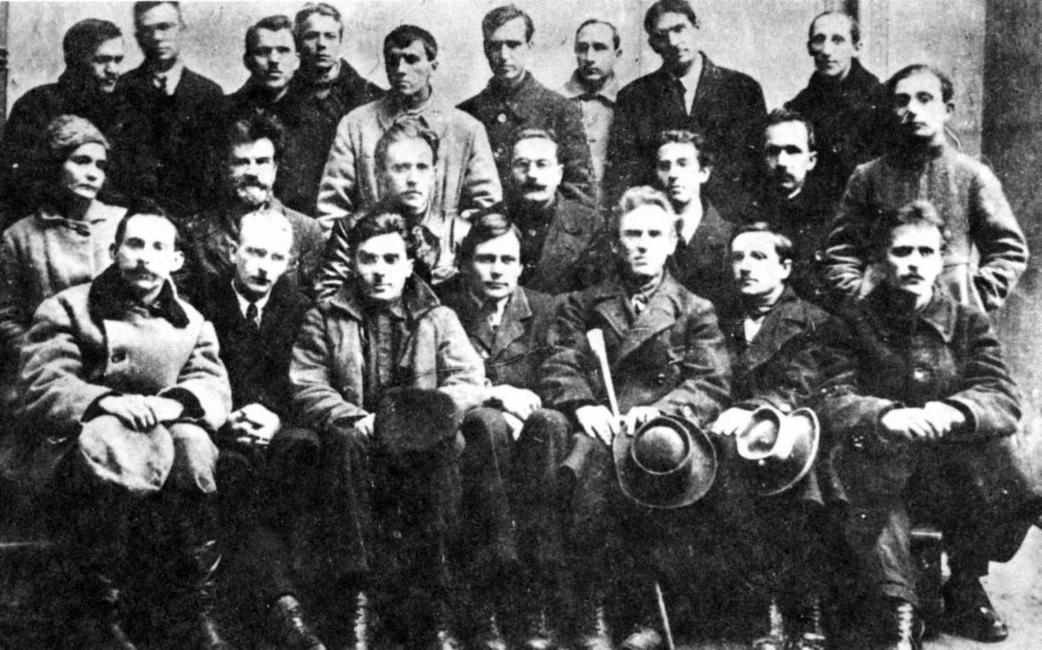 Зустріч харківських і київських…