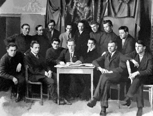 Письменники «Гарту», 1924 р.