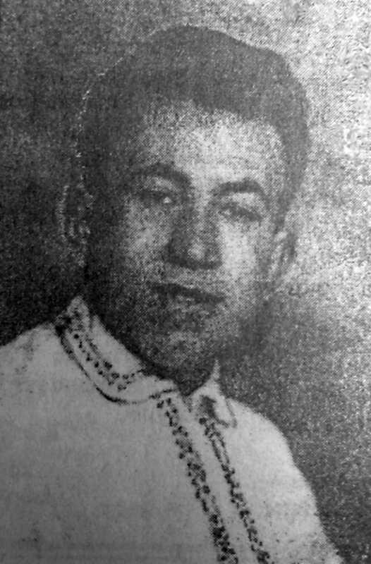 Герась Соколенко. 1940 р.