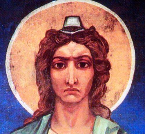 Пророк Моисей. Фрагмент (голова)…