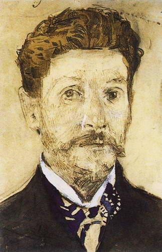 Автопортрет. 1904 г.