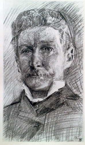 Автопортрет. 1905 г.