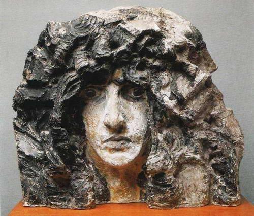 Скульптура «Демон». 1890 г.