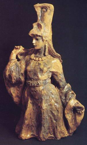 Скульптура «Волхова». 1899 г.