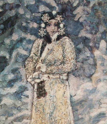 Снегурочка. 1892 г.