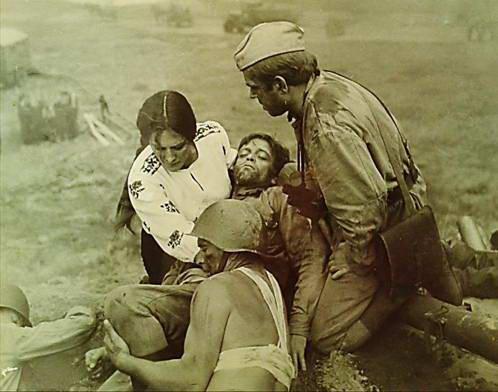 Фрагмент із фільму «Назад повернення немає», 1973 рік