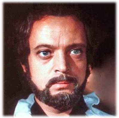 В. Дворжецький у ролі капітана Немо (1975)