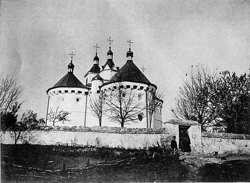 Павлуцкий Г. Г. - Церковь-замок в…