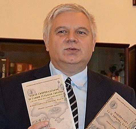 В. В. Кривошея