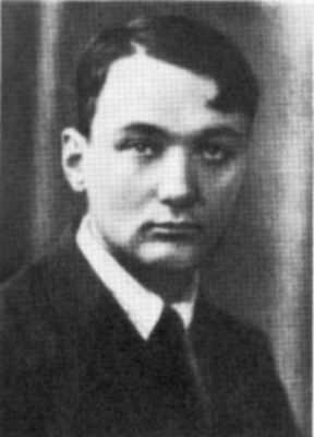 Л.М.Гумільов. Фото 1930-х років