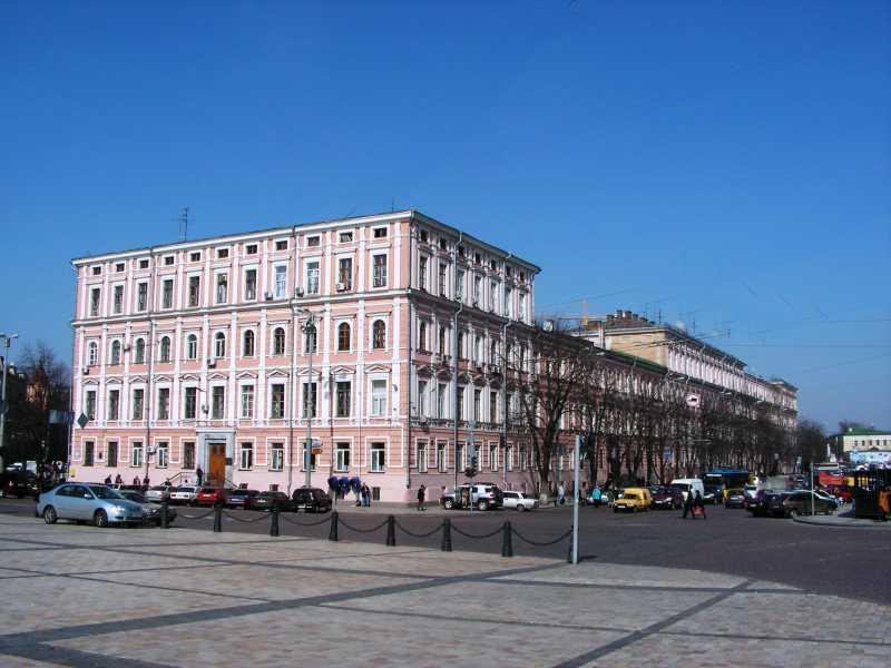 2007 р. Загальний вигляд з Софійської площі