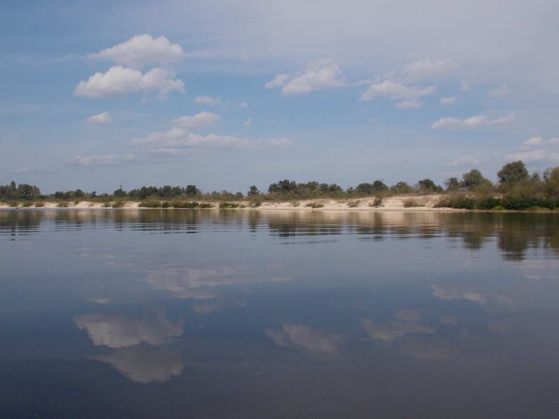 Вид на східне узбережжя о. Вальковський