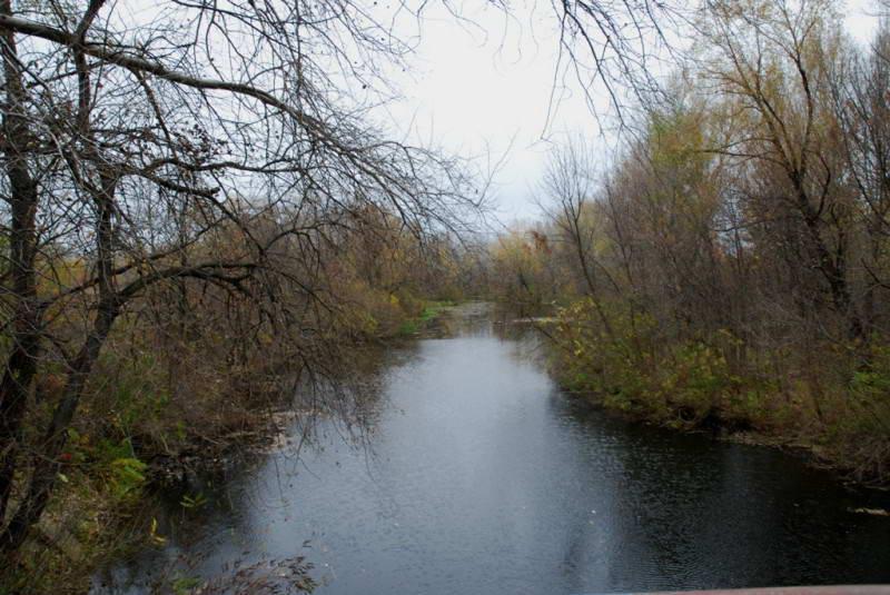Пролив Бобровня
