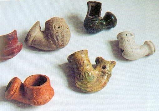 Трубки керамические