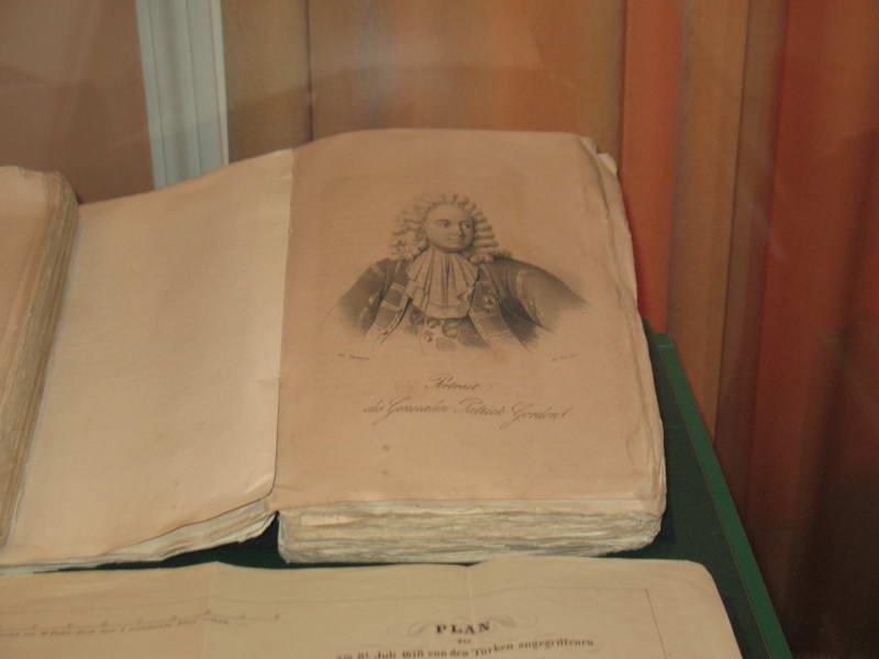 Дневник П. Гордона