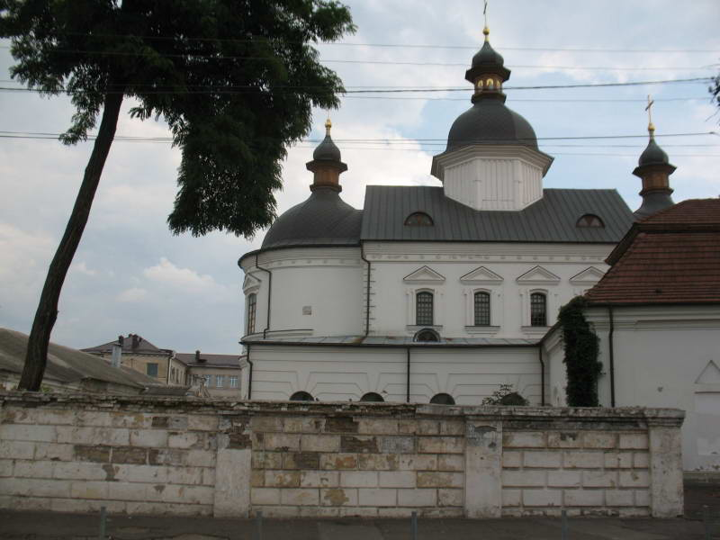 Refectory Church of Kyiv-Mohyla Academy