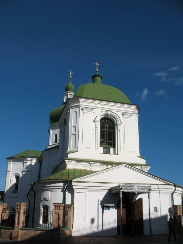 Притисько-Микільська церква